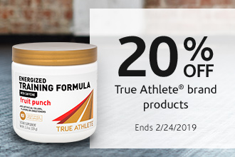 True Athlete 20%