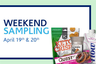 Healthy Snacking and Clean Eating Event - Weekend Takeover