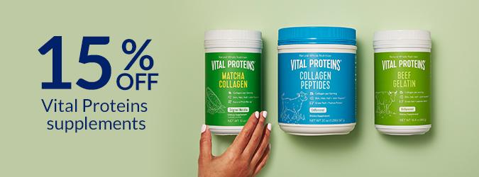 15% Vital Protein
