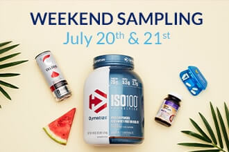 Weekend Sampling event