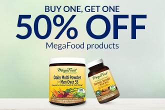 BOGO50% Megafood