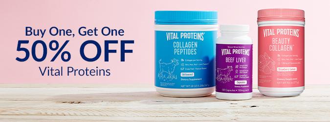 Vital Proteins BOGO50