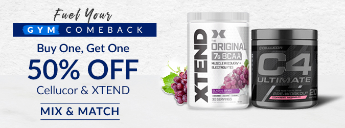 Cellucor Xtend BOGO50
