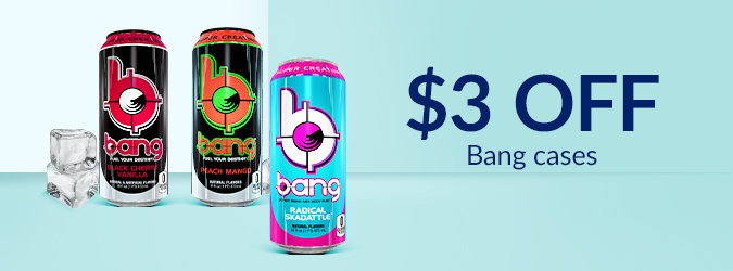 $3 Off Bang Cases