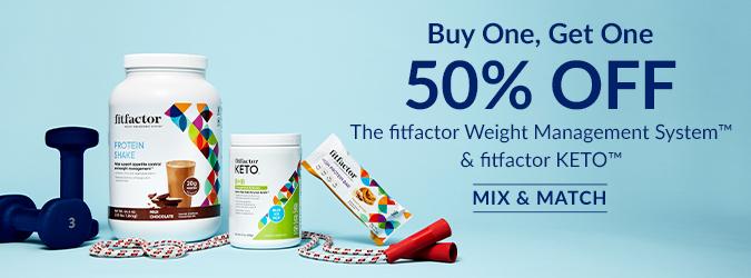 FitFactor BOGO50