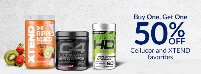 BOGO50 Cellucor/Xtend