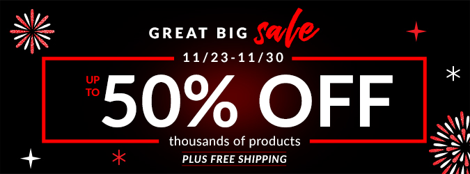 Great Big Sale