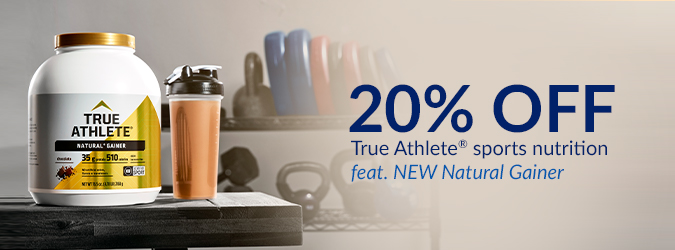 True Athlete 20% OFF