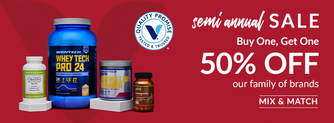 BOGO 50% Off Our Family of Brands - Semi-Annual Sale