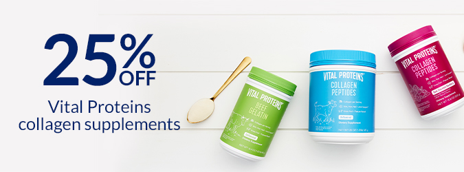 25% Off Vital Proteins