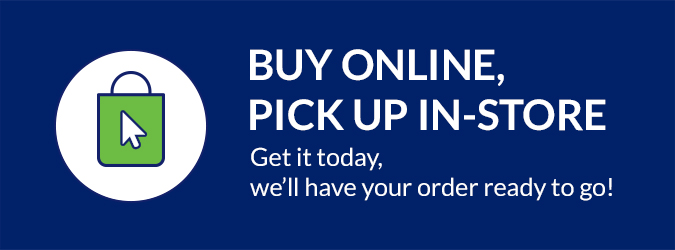 Buy online, pick up in-store