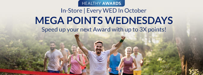 HA Mega Points Wednesday