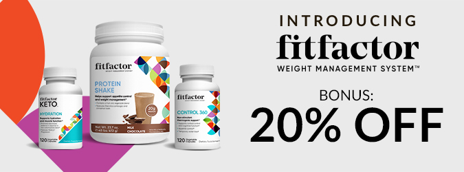 Fit Factor 20% Off