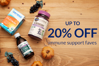 Up to 20% OFF immune Support Faves