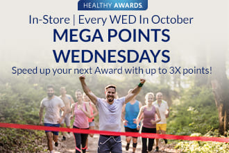 HA MEGA POINTS