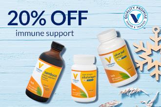 20% Off Immune Health