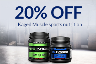 20% Off Kaged
