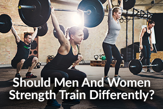 Should Men & Women Train Differently?